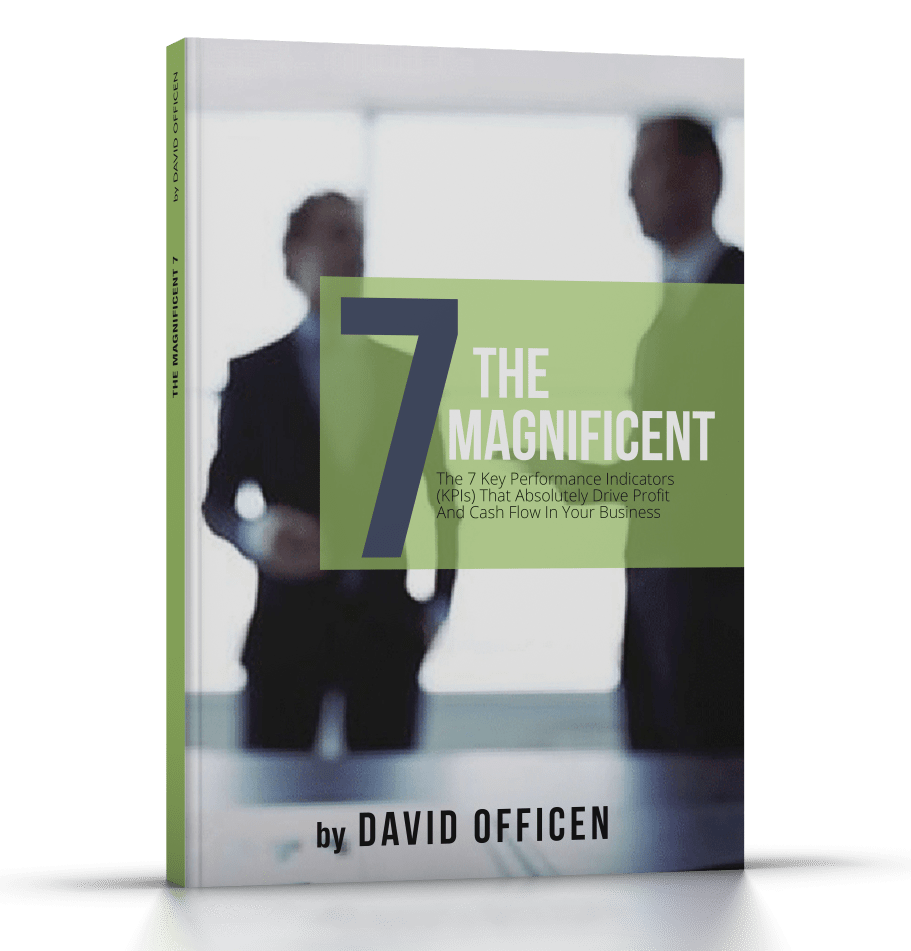 The Magnificent 7 by David Officen