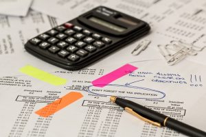 accounting and bookkeeping tasks